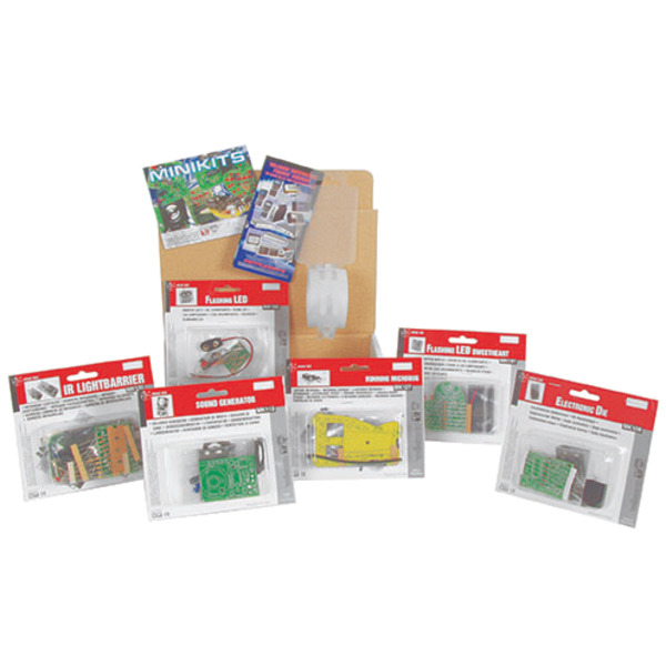 Velleman Bausatz-Set Mini-Kits, MKSET1