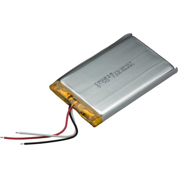 Renata Lithium Polymer Akku mit Schutzschaltung ICP543759PMT 3,7 V 1320 mAh