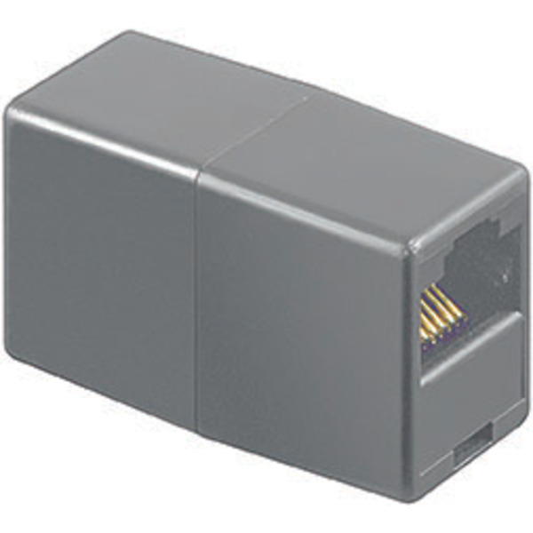 goobay ISDN-Adapter, RJ45-Buchse auf RJ45-Buchse