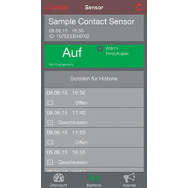 ELV Mobile Alerts Fensterkontakt MA10800