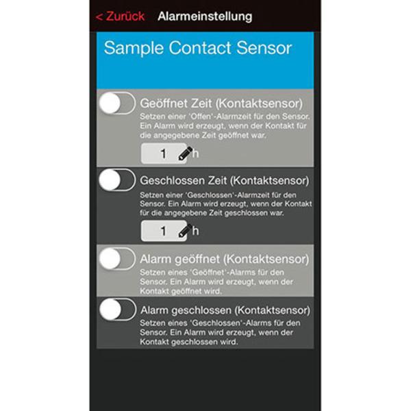 ELV Mobile Alerts 5er-Spar-Set Fensterkontakt MA10800