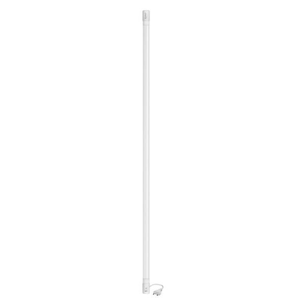 Ledvance 19-W-LED-Leuchte TubeKit 1200, 120 cm, 4000 K, mit 1,8-m-Zuleitung und An-/Aus-Schalter