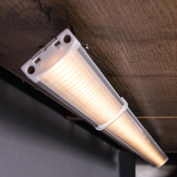 HEITRONIC 2er Set Halteklammern, verstellbar, für Mecano-System