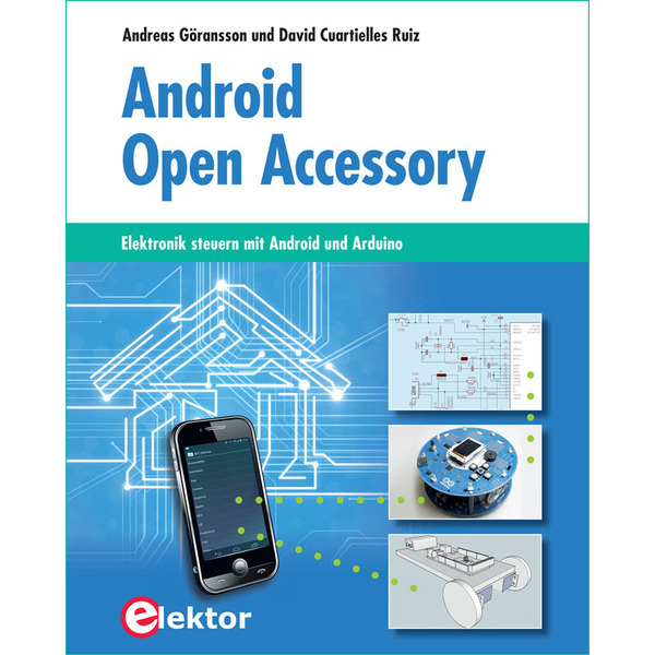 Elektor Android Open Accessory