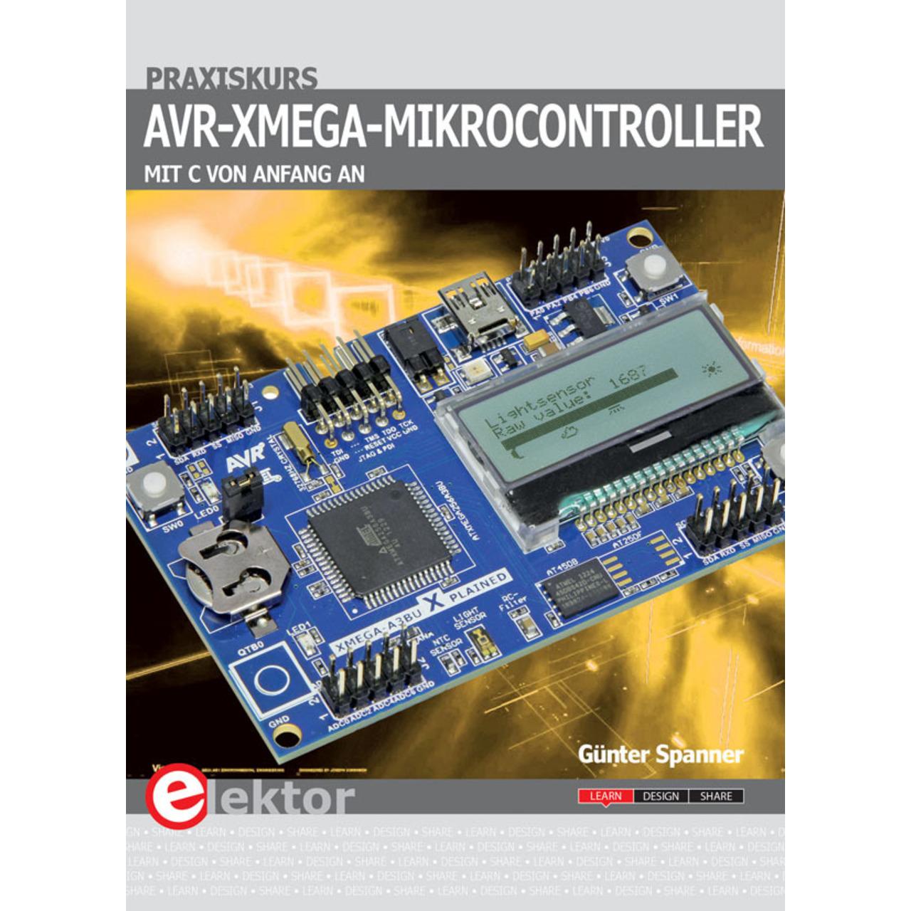 Elektor Praxiskurs AVR-XMEGA-Mikrocontroller