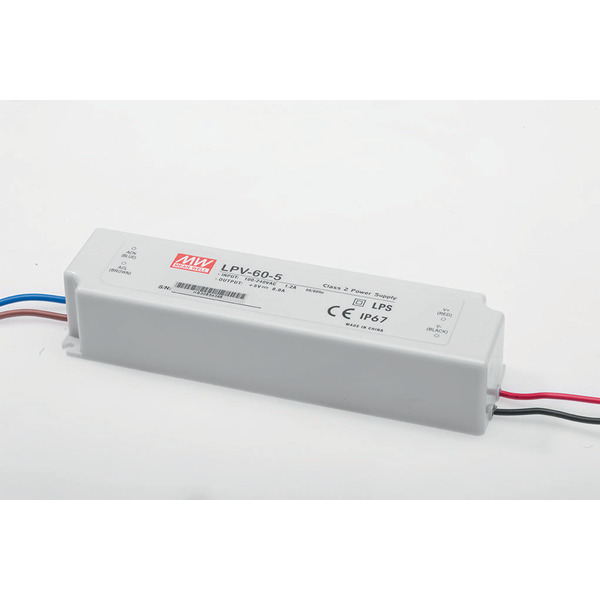 Mean Well Netzteil LPV-60-5, 5 V DC