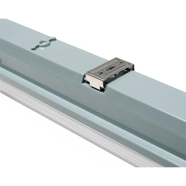 Müller Licht 18-W-LED-Feuchtraumwannenleuchte mit 1800 lm , neutralweiß, 120 cm,IP65