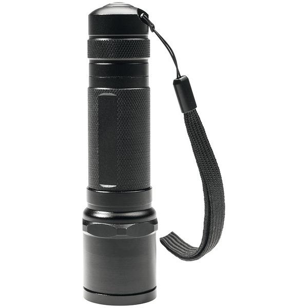 ELV 3er Set TF180 LED fokussierbare Taschenlampe