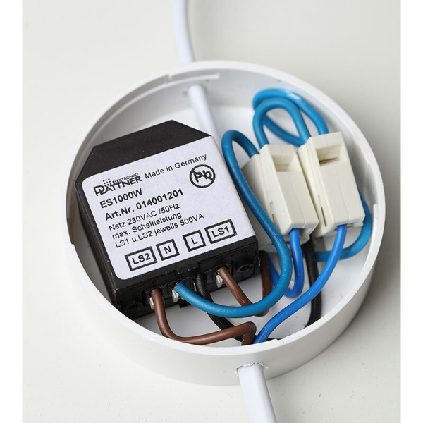 Plättner Elektronik ES1000W-AF8 Elektronischer Serienschalter