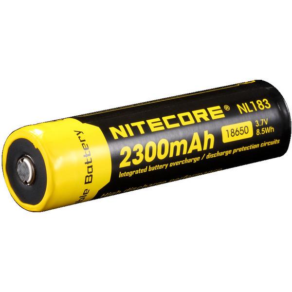 NiteCore Lithium Ion Akku 18650, 2300 mAh NL1823