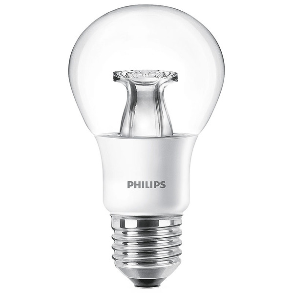 Philips 6,5-W-LED-Lampe CorePro LEDbulb, E27, 470 lm, nicht dimmbar, warmweiß