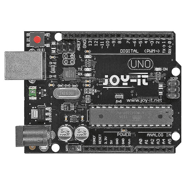 JOY-iT Arduino kompatibles Board Uno R3 Dip Version