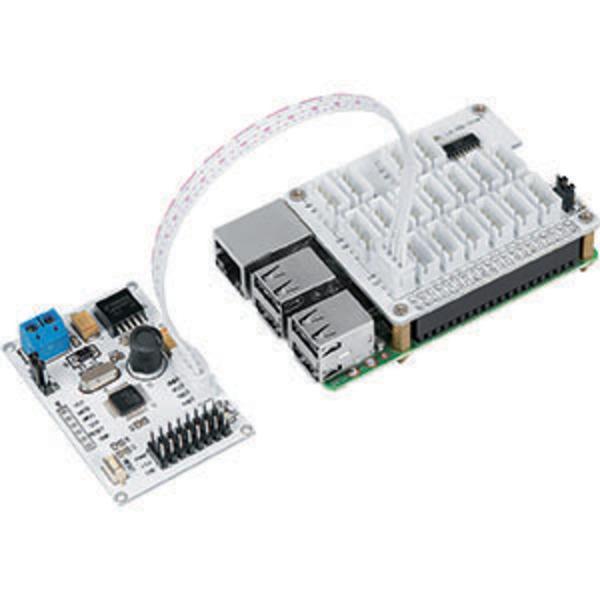 Linker Kit Baseboard für Raspberry Pi, Anschlussplätze für bis zu 12 Module