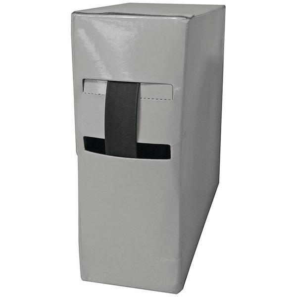 Schrumpfschlauch-Box, schwarz, 8 m, Durchmesser 9,5 mm