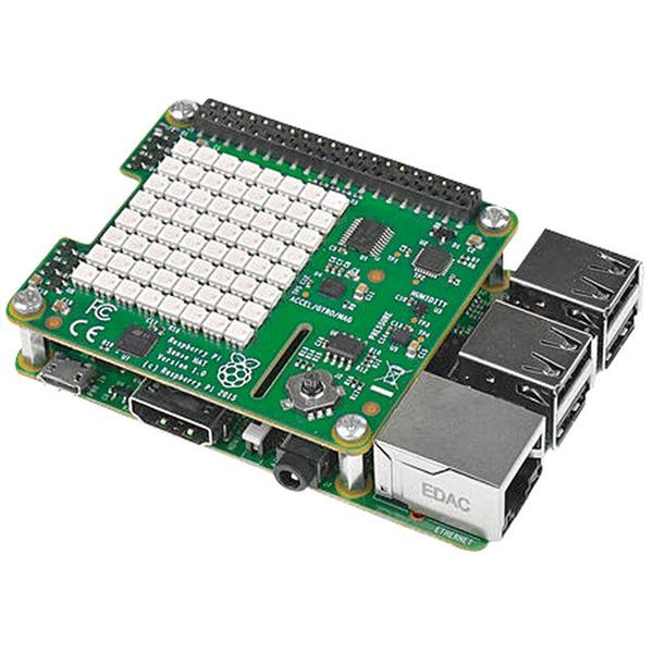 Raspberry Pi Sense HAT mit LED Matrix