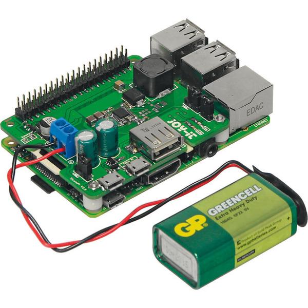 Zusatzboard StromPi2 für Raspberry Pi, Arduino und Co.