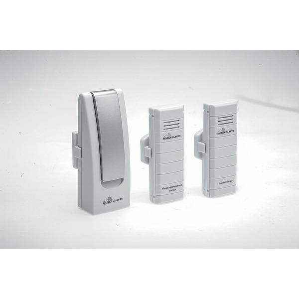 ELV Mobile Alerts Temperatur-/ Luftfeuchteüberwachungs-Set MA10012, gibt Handlungsempfehlung