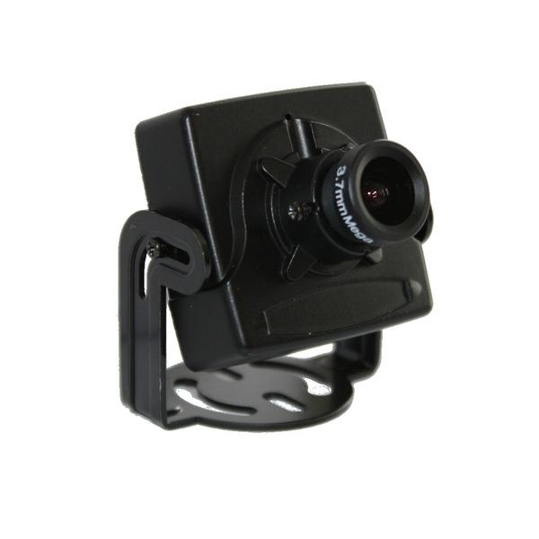 """HD-TVI-Minikamera VC TVI 36, 3,6 mm, 1/3"""" Sony CMOS"""