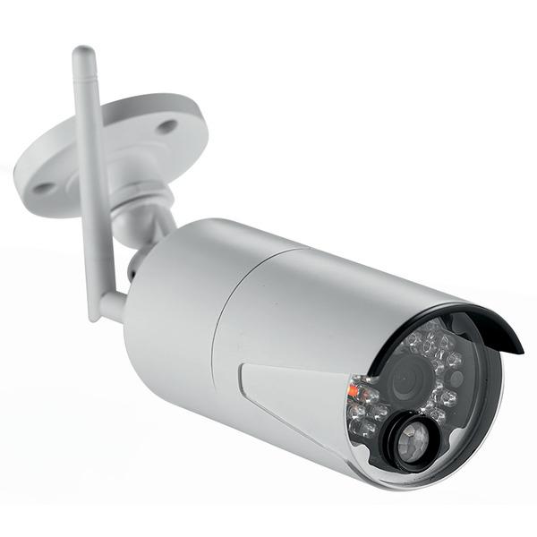 ELV Funk-Zusatzkamera zur Erweiterung der Kamerasysteme KS100 HD und KS200 HD, 720p, 2,4 GHz
