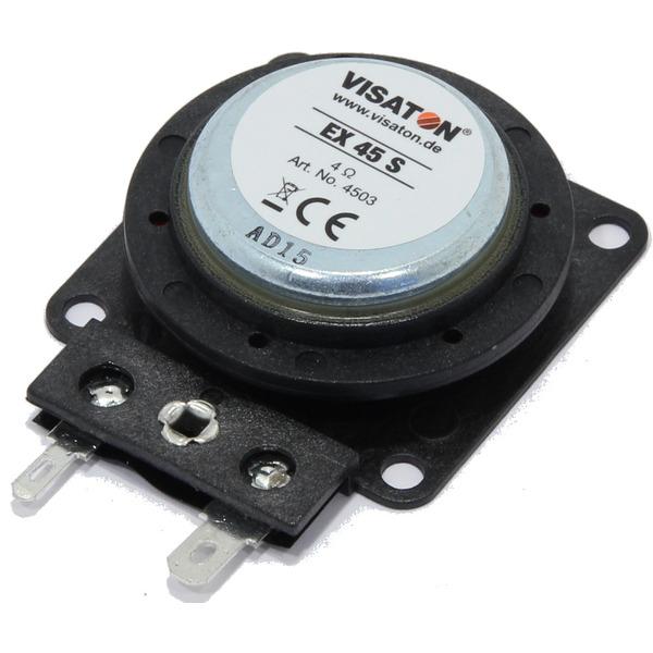 VISATON Elektrodynamischer Exciter EX 45 S / 4 Ohm