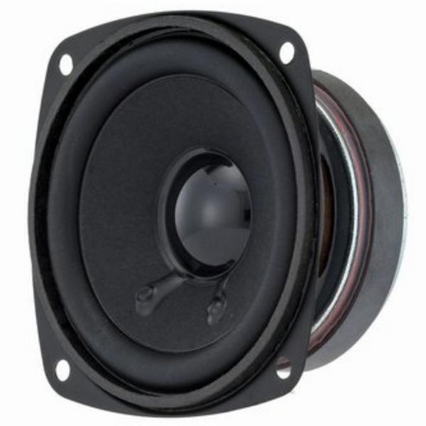 VISATON Hi-Fi-Breitbandlautsprecher, 8 cm, FRS 8, 4 Ohm