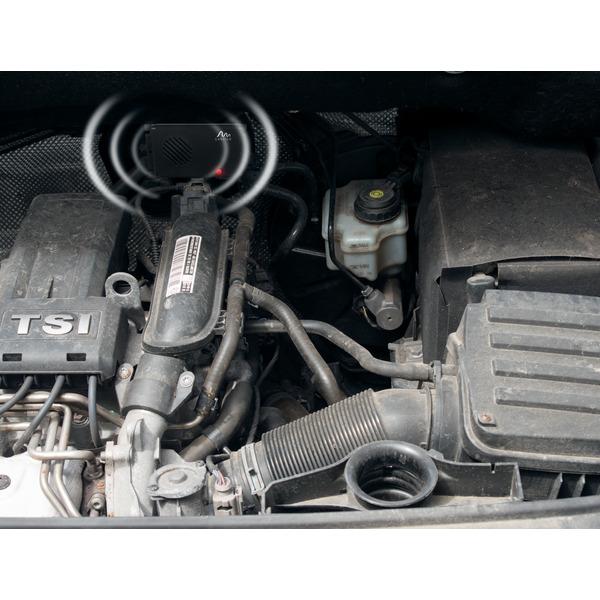 Gardigo 2er-Spar-Set Marder-frei mobil, batteriebetrieben