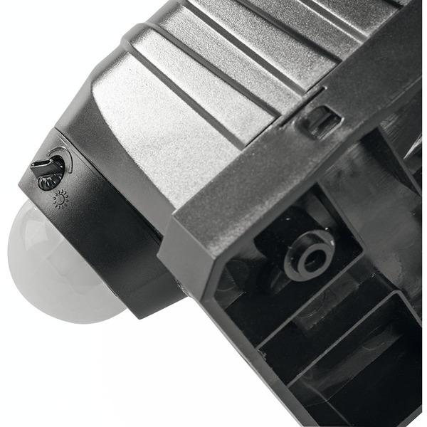 ELV Batterie-LED-Wandleuchte mit 110°-Bewegungsmelder und 2 verstellbaren Spots, 450 lm, IP44