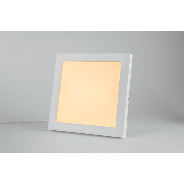 ELV 9-W-LED-Aufbaupanel, warmweiß