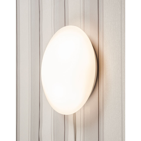 ELV 3er-Spar-Set 12-W-LED-Deckenleuchte, 1000 lm, IP20, warmweiß