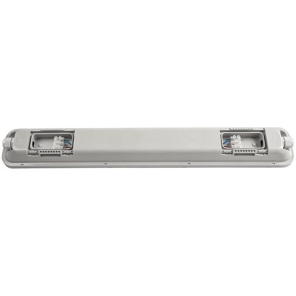 ELV 18-W-LED-Feuchtraumwannenleuchte, 60 cm, neutralweiß, IP65