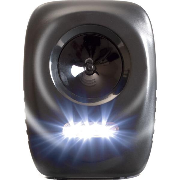 Gardigo Tierabwehr/Tiervertreiber mit LED-Blitzlicht