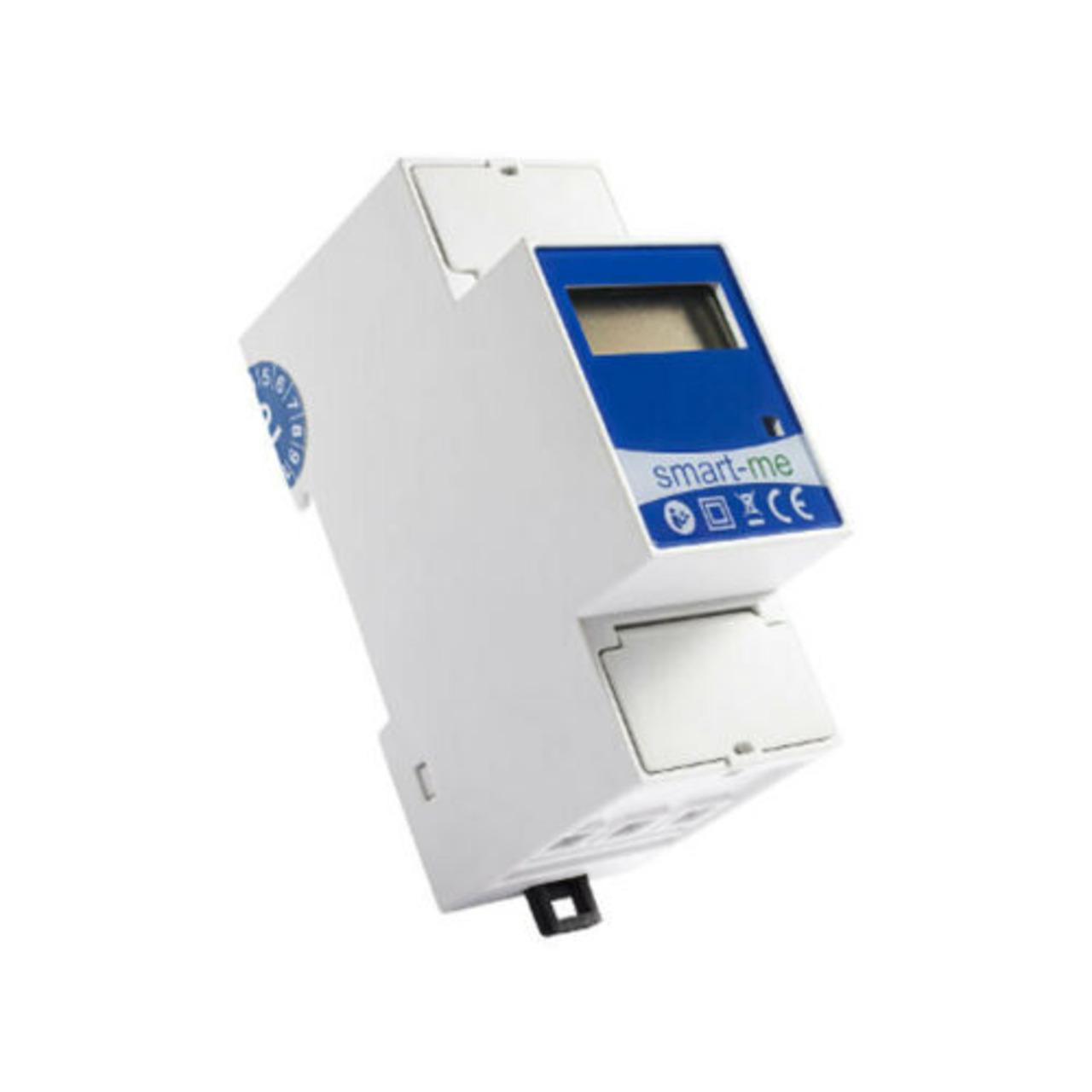 smart-me 1-Phasen-Stromzähler mit Wifi-Schnittstelle, 80 A 124062