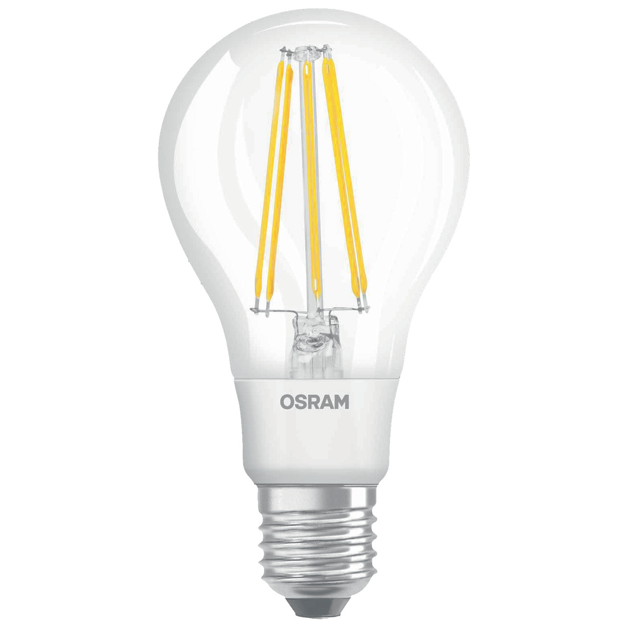 OSRAM LED RETRO Glass Bulb 11-W-LED-Lampe E27- klar