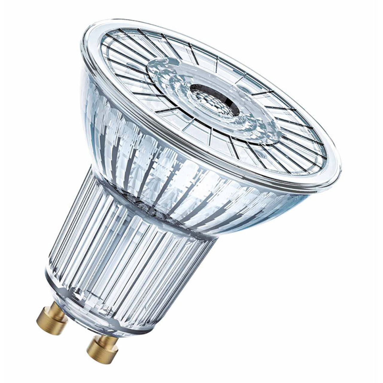 OSRAM LED SUPERSTAR 8-3-W-GU10-LED-Lampe- warmweiss- dimmbar- mit Glas-Reflektor