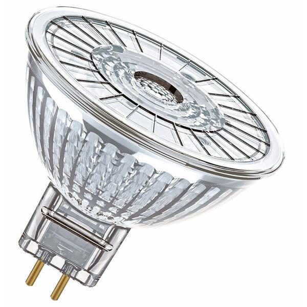 OSRAM LED SUPERSTAR 4,9-W-GU5,3-LED-Lampe, warmweiß, dimmbar, 12 V