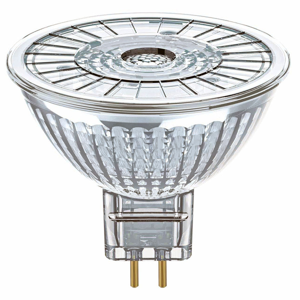 OSRAM LED STAR 3,8-W-GU5,3-LED-Lampe mit Glasreflektor, neutralweiß, 12 V