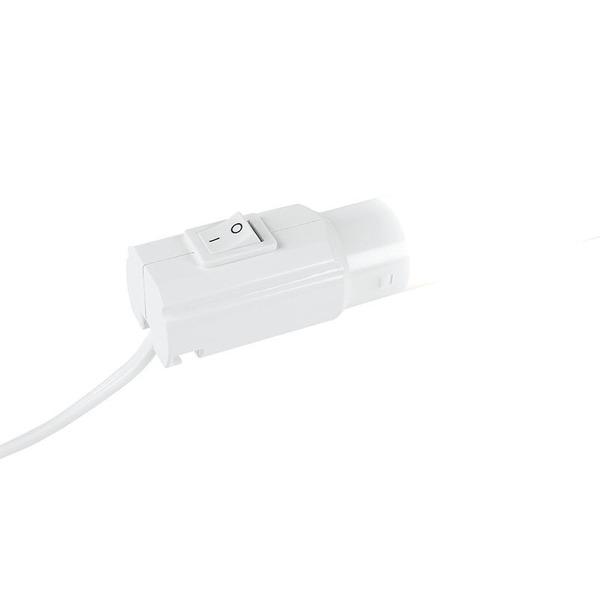 OSRAM TubeKIT+ 8,9-W-LED-Leuchte mit Schalter, warmweiß, verstellbare Halterung