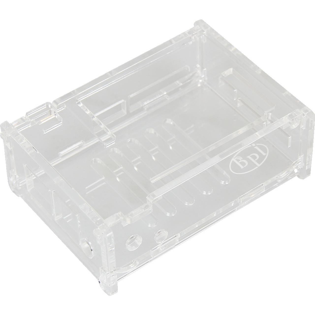 Image of Acryl-Gehäuse für Banana Pi M3, transparent