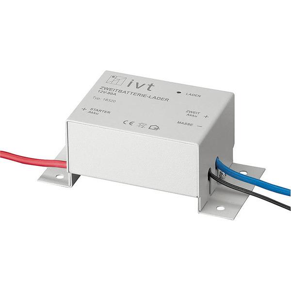 IVT Zweitbatterie-Lader 12V 80A