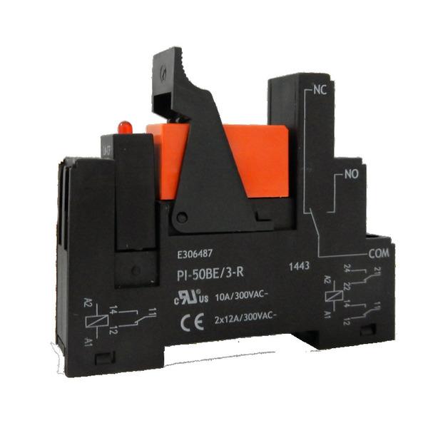 Relais, 24 V, 2 Wechsler, SHC123SD24R01