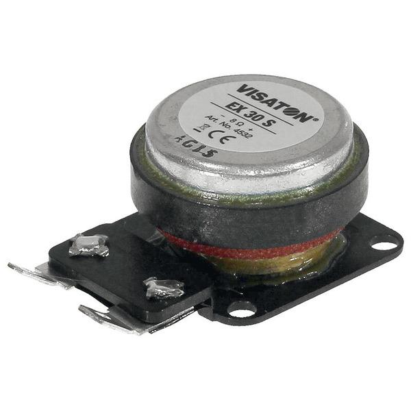 VISATON Elektrodynamischer Exciter EX 30 S / 8 Ohm