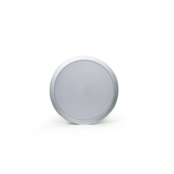 18-W-LED-Deckenleuchte Office Round, neutralweiß, IP20