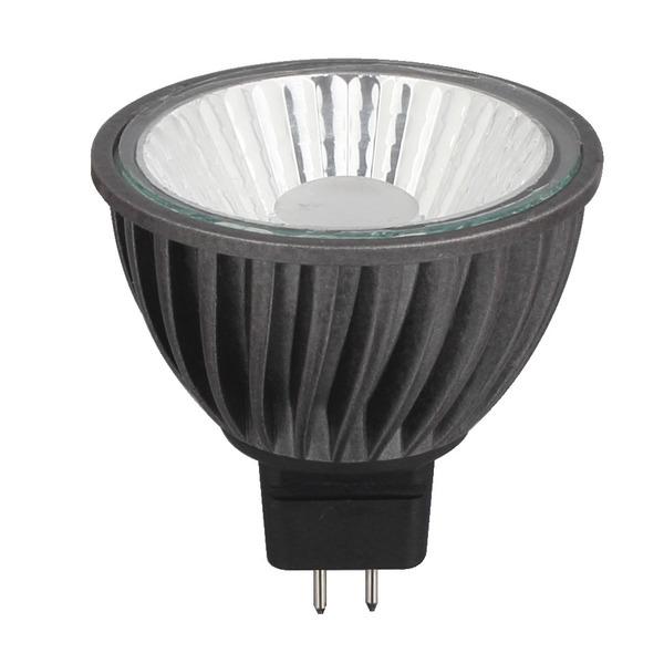 CV-Lighting HALED III 7-W-GU5,3-LED-Lampe, warmweiß (3000 K), dimmbar, 36°, 12 V