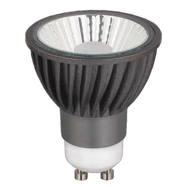 CV-Lighting HALED III 9-W-GU10-LED-Lampe, warmweiß (3000 K), dimmbar, 36°
