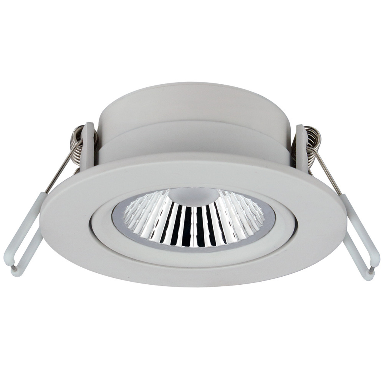 CV-Lighting 6-W-LED-Downlight- warmweiss- 36- dimmbar (dim to warm)- weiss