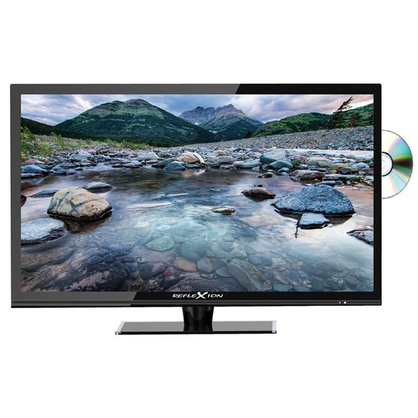 "Reflexion 5-in-1-LED-TV LDDW160, 40 cm (15,6""), DVD-Player, DVB-S/S2/C/T/T2, H.265/HEVC, Full HD"