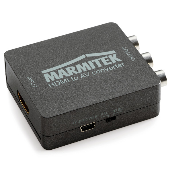 Marmitek HDMI-auf-A/V-Konverter HA13