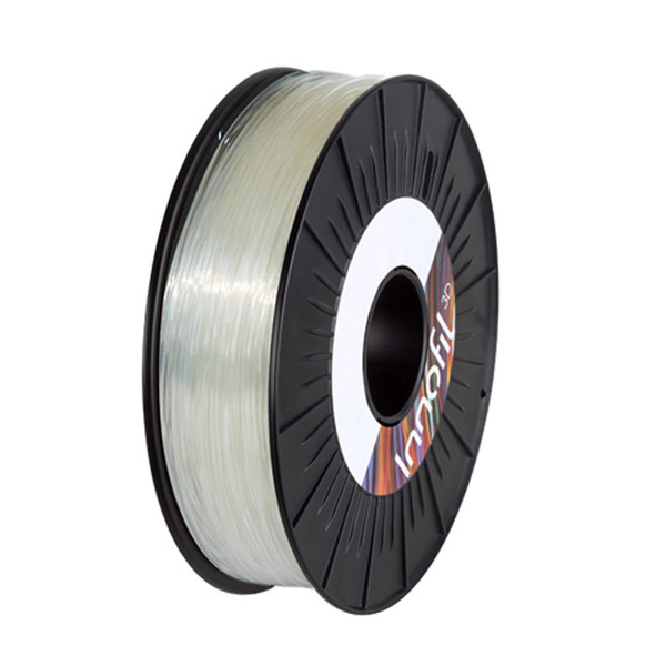 Innofil3D EPR-PET-Filament, 1,75 mm, 750 g, lebensmittelecht, transparent