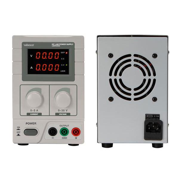 Velleman Labornetzgerät LABPS3005N (1-30 V DC, 5A), max. 150 W