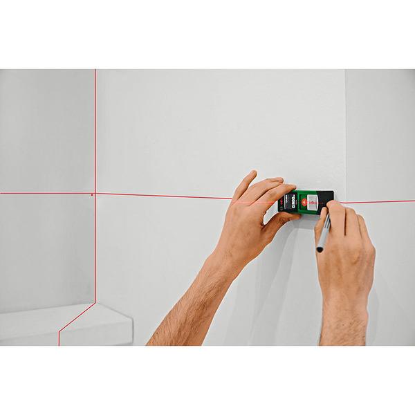 Bosch Laser-Entfernungsmesser LaserZamo II, 20 m